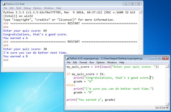 CS101 - Python language