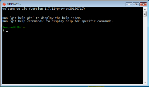 LIUCS Virtual Machine - Generate an SSH key pair – Windows